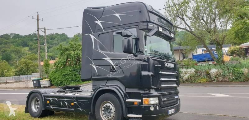 Преглед на снимките Влекач Scania R 480
