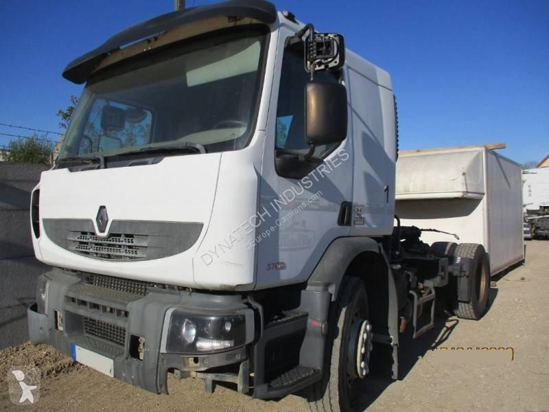 Voir les photos Tracteur Renault Premium 370