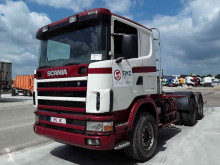 cap tractor Scania 144 530 manual lames/Steel