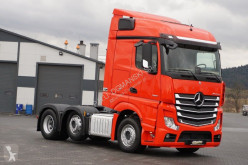 tracteur nc MERCEDES-BENZ - ACTROS / 2551 / PUSCHER / ACC / 3 OSIE / DMC 68000