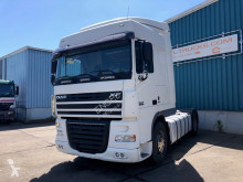 trattore DAF FTXF105-410 SPACECAB (MANUAL GEARBOX / HYDRAULIC KIT / EURO 5)