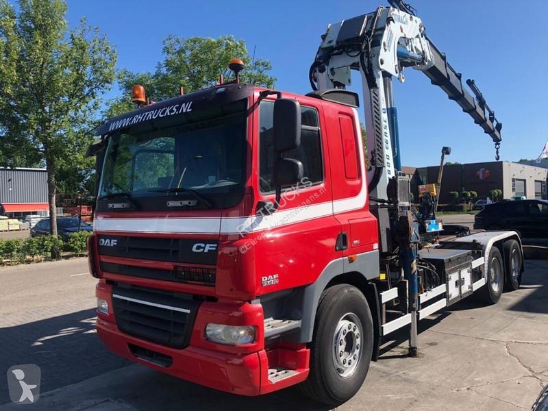 Voir les photos Tracteur DAF CF 85.410