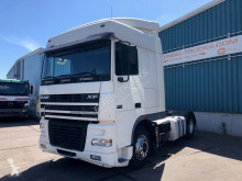 tracteur DAF FTXF95-430 SPACECAB (MANUAL GEARBOX / / AIRCONDITIONING / 995+500 LITER TANK)