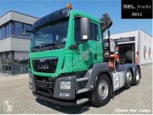 Tracteur MAN TGS 26.440.6x2/4 KRAN!! occasion