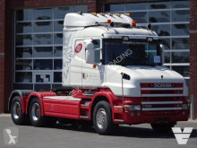Scania T 500 tractor unit used