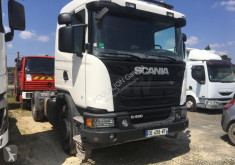 Tracteur Scania G 490 occasion