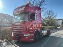 tracteur Scania SUPER R 420 Retarder Schalt D-Fzg 1 Hand