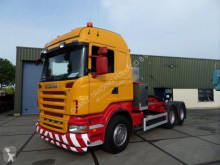 Használt nyergesvontató Scania R 560