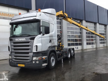 Scania R 380 tractor unit used