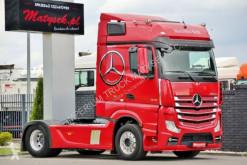 tracteur Mercedes ACTROS 1848/BIG SPACE/RETARDER/ALU/TV/EURO 6/FUL