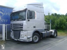 DAF XF105 FT 410 tractor unit used