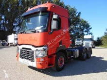Tracteur Renault Gamme C 520 occasion