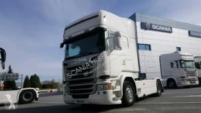Trekker Scania R 490 tweedehands