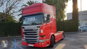 Használt nyergesvontató Scania R 450