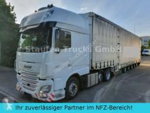 Ensemble routier DAF XF 106 510 SSC MEGA ZUG Schwerlast 8 Achsen DINKEL savoyarde occasion