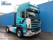 tracteur Scania 164 480 Retarder, Opticruise, 3 Pedals, Airco, V8