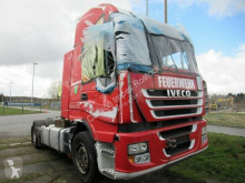 tracteur Iveco AS440S45T/P Unfall Motor+Getriebe o.k.