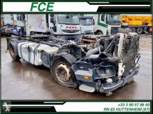 Tratores Scania R 480 acidentado