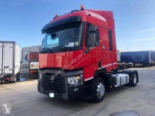 Used low bed tractor unit Renault Gamme T 460