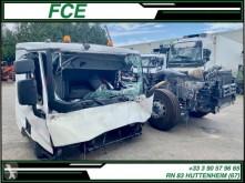Tracteur Renault Gamme C accidenté