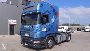 tracteur Scania 114 - 380 Topline (MANUAL GEARBOX)