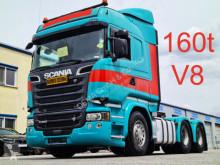 Cabeza tractora Scania R 580*Euro 6*Retarder* 160 Tonnen* R730 R520 usada