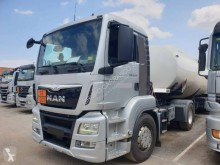 MAN TGS 18.480 tractor unit used hazardous materials / ADR