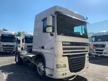 Used hazardous materials / ADR tractor unit DAF XF105 460