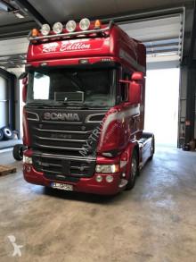 Tweedehands trekker Scania R 520