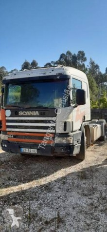 Tracteur occasion Scania R 124R360