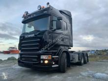 ťahač Scania R580 6x2 Tractor unit -Iveco