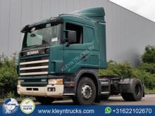 Tahač Scania R124 použitý