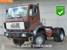 cabeza tractora Mercedes 2038 AS 4X4 V8 Big-Axle Manual Hydraulik SteelSuspension