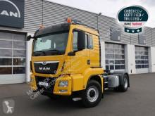 Tracteur MAN TGS 18.460 4X4H BLS E6 PriTarder Klima occasion