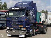 Trekker Scania 143 tweedehands