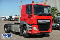 DAF CF 85-460 4x2, kipphydraulik, Automatik, klima tractor unit used