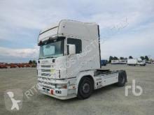 Scania R124-470 Sattelzugmaschine