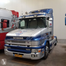 Scania T144LA4X2NA460 NL reg tractor unit