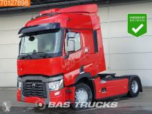 Renault tractor unit Gamme T 480 Standklima Sleep 2x Tanks