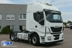Iveco AS440T/P Stralis 4x2, Standklima, Hydraulik tractor unit