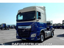 DAF XF 460 tractor unit used hazardous materials / ADR