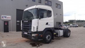 cabeza tractora Scania 124 - 420 (MANUAL GEARBOX)