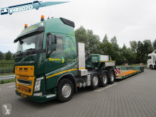 Volvo FH 500 tractor-trailer used heavy equipment transport