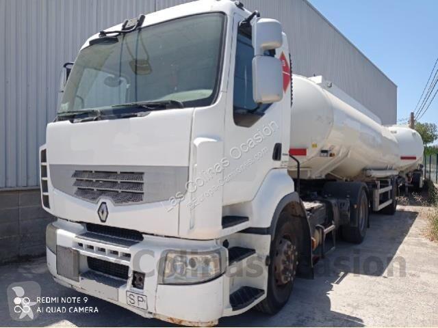 Voir les photos Tracteur Renault 400 18T