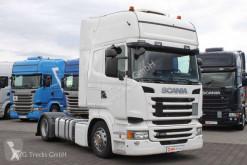 Traktor farlige materialer / ADR Scania R 450 Topline Standklima LDW ACC 1.200 Lite