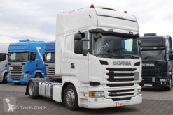 Scania exceptional transport tractor unit R 450 Topline Standklima LDW ACC 1.200 Lite
