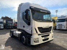 Iveco Stralis 460 tractor unit used low bed