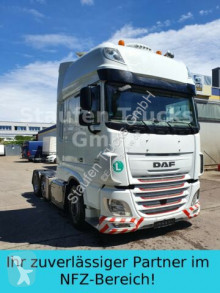 DAF XF 510 6X2 SCHWERLAST EURO 6 70 to Zuggewicht tractor unit used exceptional transport