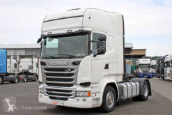 Scania R 450 Topline SC Only! etade LDW ACC 1.200 L tractor unit used