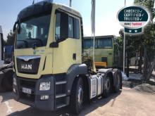 Tracteur MAN TGS 26.480 6X2/2 BLS Equipo hidráulico, Intarder